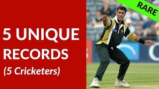 Rare Cricket Records (Part 1)