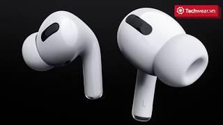 Apple trình làng mẫu tai nghe không dây mới nhất Airpods Pro