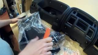 видео Новый салон автомобиля Нива