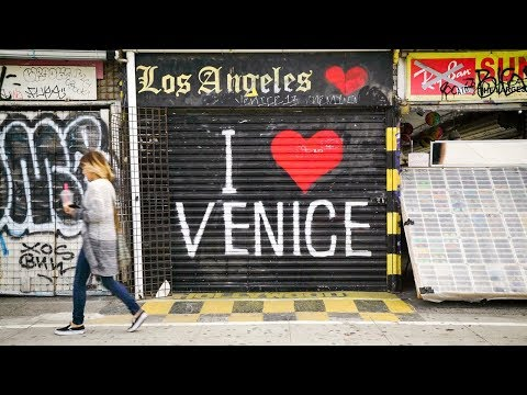 California 101: Venice Beach: 5 Amazing Things