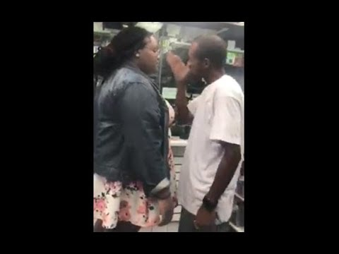 Man Picks On The Wrong Woman At Convenience Store!