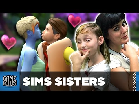 HOT DIGGITY DATE! - Sims Sisters Episode 43