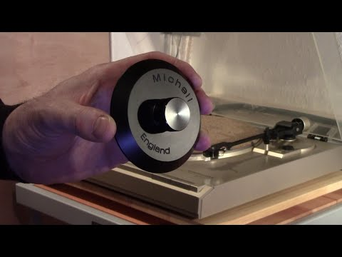 Turntable Update 11: Record Clamp - Michell Engineering