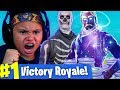 Download 9 YEAR OLD LITTLE KID WHO CLAIMS TO BE NINJA GETS TRIGGERED AND EXPOSED! FORTNITE BATTLE ROYALE RAGE
