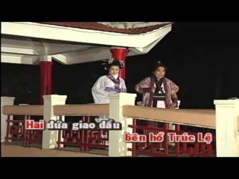 karaoke trich doan ben ho truc le ( ca voi 545 ).wmv