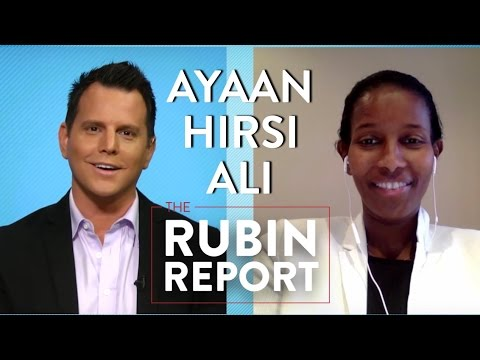 Ayaan Hirsi Ali and Dave Rubin Discuss Her Life, Islam and the Regressive Left (Full Interview)