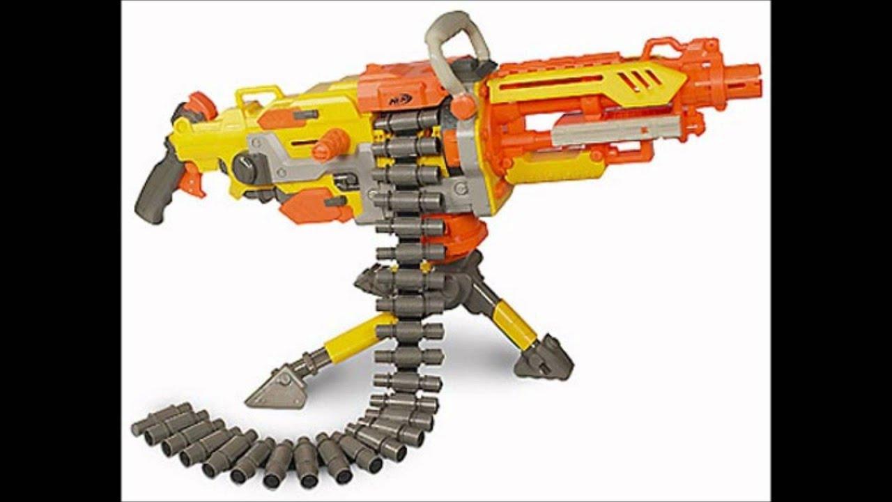 Top 10 N-strike Nerf Guns