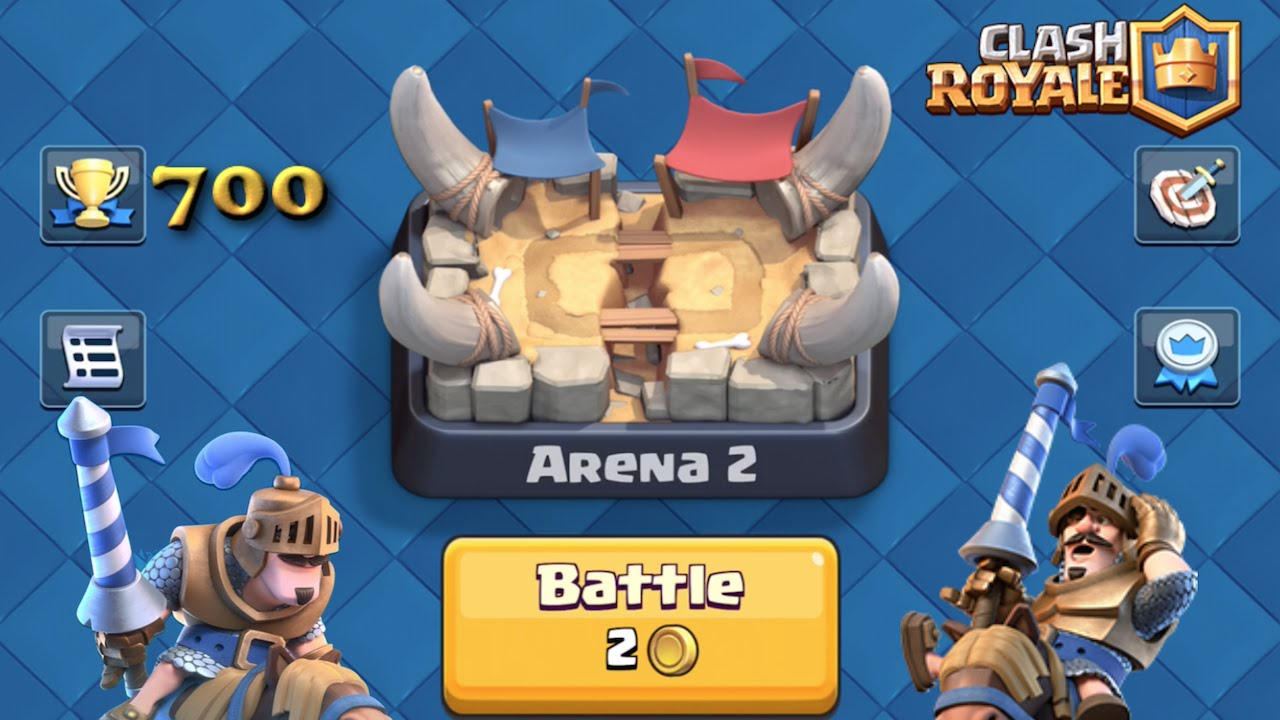 Clash Royale Let S Play Episode 1 Arena 2 Approaching