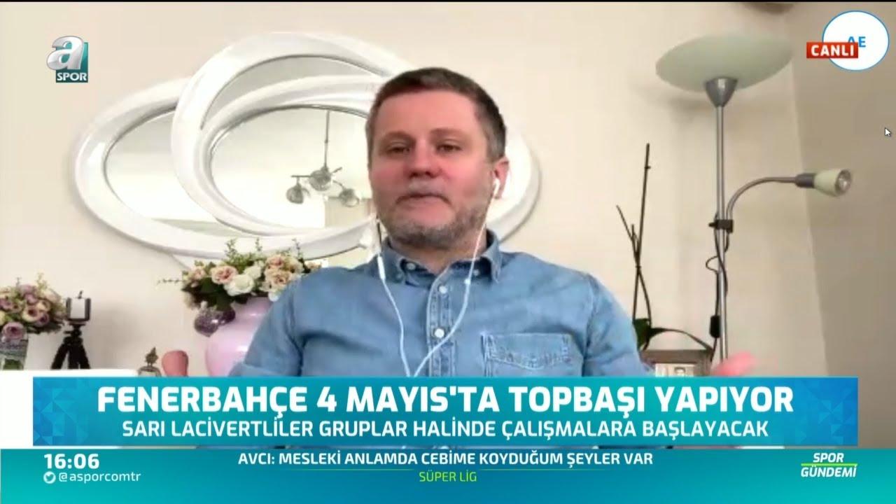 Volkan Demir, Fenerbahçe'deki Teknik Direktör Gelişmesini Açıkladı