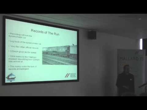 Mallard 75 curator talks - Speed on linen and paper