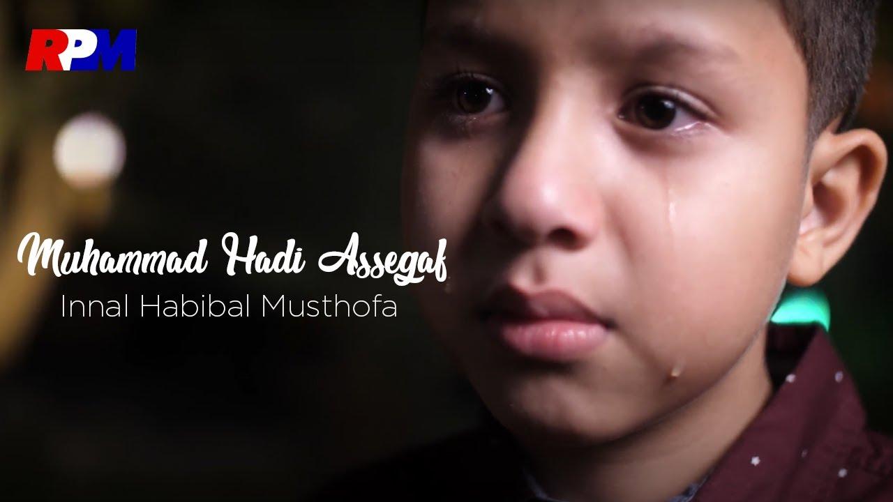 Muhammad Hadi - Innal Habibal Musthofa (Official Lyric Video)