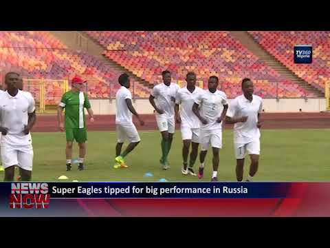 Football fans gather in Lagos to see World cup trophy