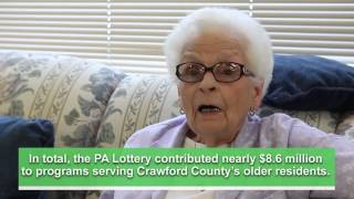 Pennsylvania Lottery Winner Crawford County