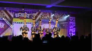 California Allstars Lady Bullets-Spirit Sports 2013