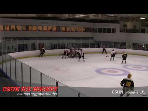 Ice Hockey: CSUN vs Long Beach State