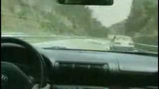 Занос на 150 км/ч