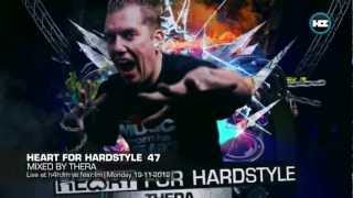 DJ Thera - Heart for Hardstyle #47