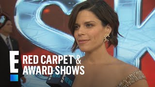 Neve Campbell Opens Up on Motherhood & Acting | E! Live from the Red Carpet