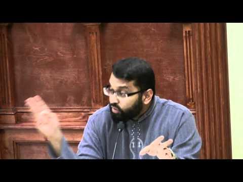 Seerah pt.19 - Death of wife Khadija & uncle Abu Talib -Yasir Qadhi 2012-1-11