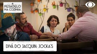 Divã do Jacquin: Chef aconselha família para reerguer restaurante