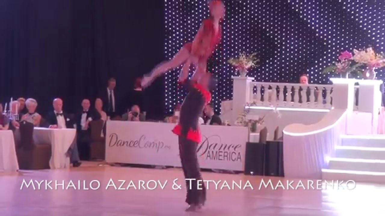 Professional Theatrical Showdance Final Round 2015 Grand National Championships