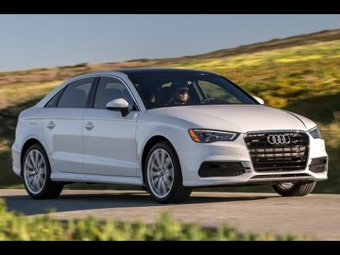 2015 Audi A3 Start Up and Review 1.8 L Turbo 4-Cylinder - YouTube