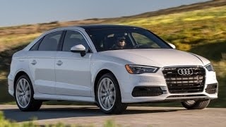 2015 Audi A3 Start Up and Review 1.8 L Turbo 4-Cylinder
