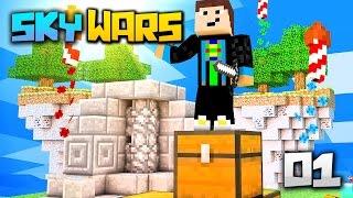 ABENTEUER über den WOLKEN - Minecraft SKYWARS #1  l Let