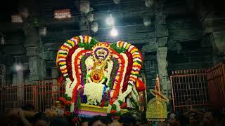 Tiruvannamalai Arunachaleswarar sundarar kailaya katchi 2019  part 1