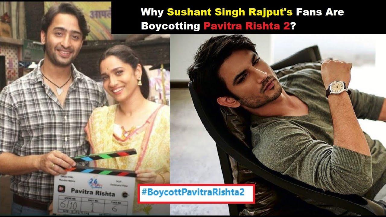 Download Why Sushant Singh Rajput's Fans Are Boycotting Pavitra Rishta 2