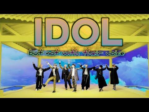 BTS (방탄소년단) 'IDOL' MV But...