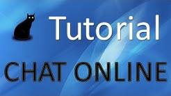 7- Tutorial: Creare chat online