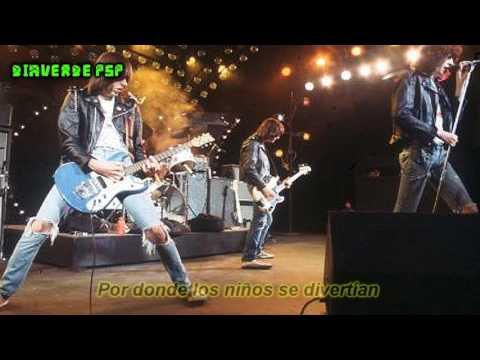 The Ramones- Oh Oh I Love Her So- (Subtitulado en Español)