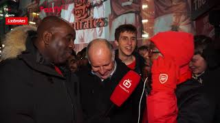 Arsenal 3-1 AC Milan | Wenger Should Still Be Sacked If We Win The Europa League!! (Claude & Ty)