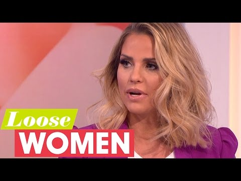 Katie Price's Trolls Refuse To Come On The Show And She Announces New Campaign | Loose Women