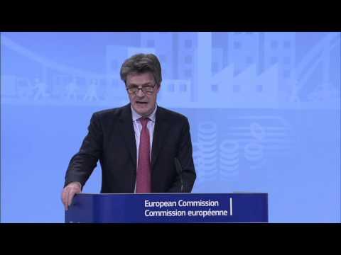 Commissioner Jonathan Hill: Capital Market Union