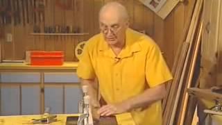 Работа с ручным фрезером урок  4