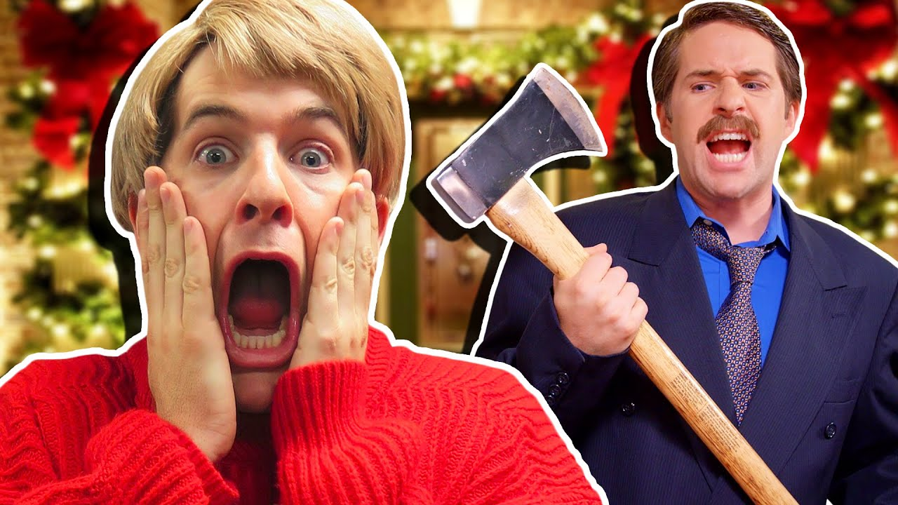 F**KED UP CHRISTMAS MOVIES - YouTube