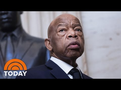 Historian Jon Meacham Remembers Rep. John Lewis: 'He Was A Genuine Saint' | TODAY