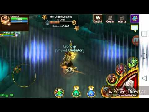 Arcane Legends- CRAZY CRYOSTAR LOOTING TRICK!!!!