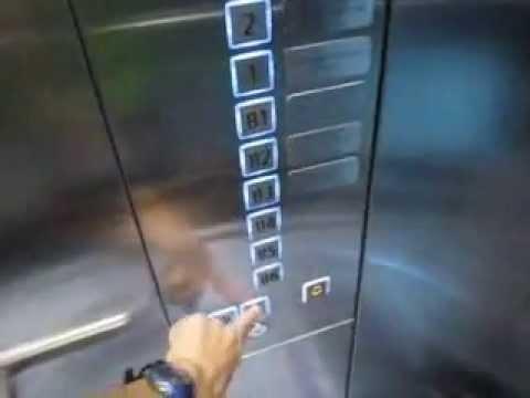 Retake Epic Schindler 5500 Elevator At Vincom Center Ho Chi Minh City Youtube