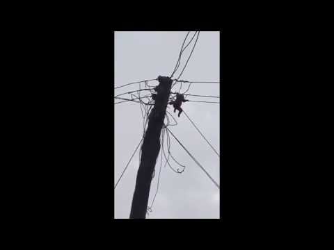 WITCH electrocuted in Benin