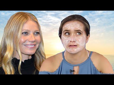 We Tried Gwyneth Paltrow's $125 Instant Facial