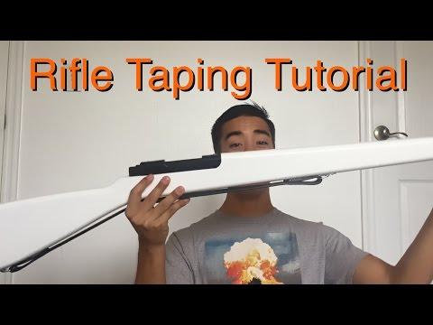 Rifle Taping Tutorial