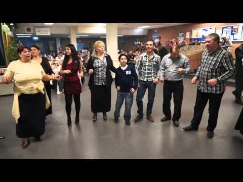 Sünet na Djüneit i Memet 16.02 2013 Offenbach   ORK. tefikler  HD VIDEO