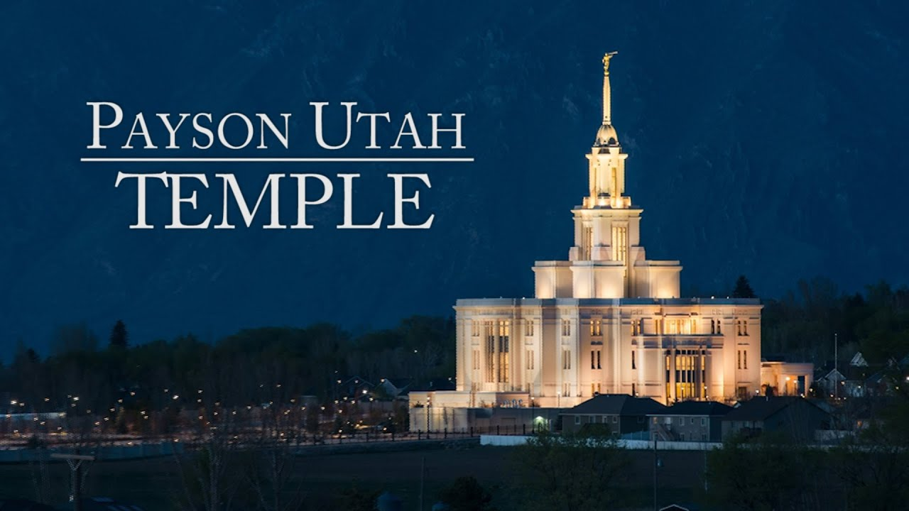 Image result for payson temple