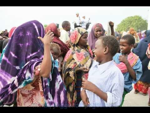 20110830 Humanitarian aids Somalia - Berebut giler