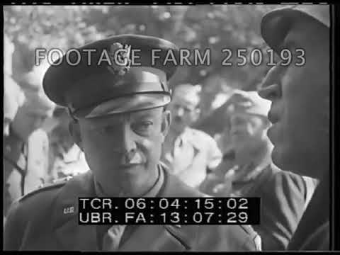 1944, France:  Post-Invasion scenes - 250193-01 | Footage Fa