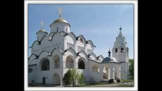 Suzdal.Golden Ring of Russia