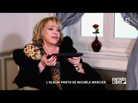 L'album photo de Michèle Mercier - Entrée libre